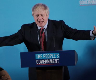 Conservatives win greatest majority in 32 years; Johnson vows to leave EU