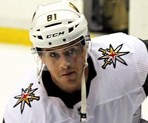 Jonathan Marchessault hat trick helps Golden Knights tie series vs. Avalanche