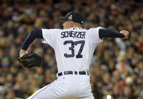 Tigers ink Max Scherzer to contract