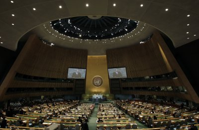 U.N. workers find 35 pounds of cocaine