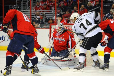 Los Angeles Kings top Washington Capitals