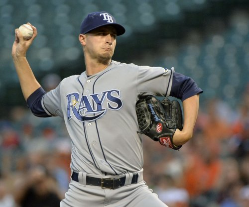 Nick Franklin homers to lead Tampa Bay Rays past New York Yankees