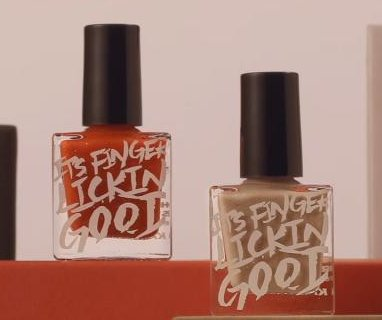 KFC takes 'Finger Lickin' Good' literally with chicken-flavored nail polish