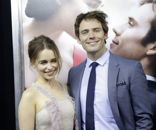 Emilia Clarke and Sam Claflin celebrate 'Me Before You' premiere in New York