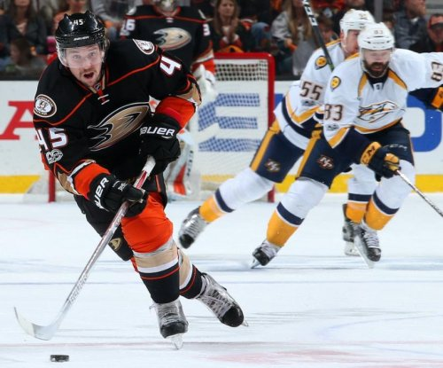 Anaheim Ducks even Western Conference Finals with 5-3 victory over Nashville Predators
