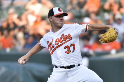 Baltimore Orioles pitcher Dylan Bundy one-hits Seattle Mariners