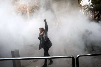 About 3,700 people arrested during Iran protests, legislator says