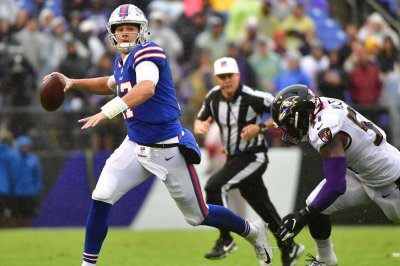 Bills QB Josh Allen made an impression in upset of Vikings