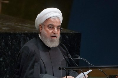 Rouhani says Iran will stay in nuclear deal in exchange for arms embargo relief