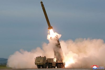 Researchers: North Korea developing arsenal to evade missile defenses