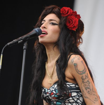 Winehouse says divorce not an option