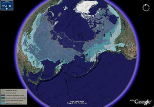 U.N.: Thawing permafrost is climate threat