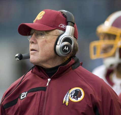 Gibbs steps down as Redskins coach