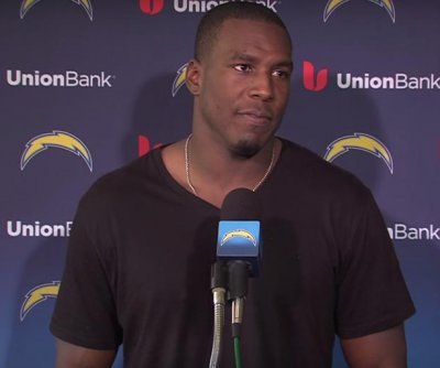 San Diego Chargers' Antonio Gates makes splash in return from suspension