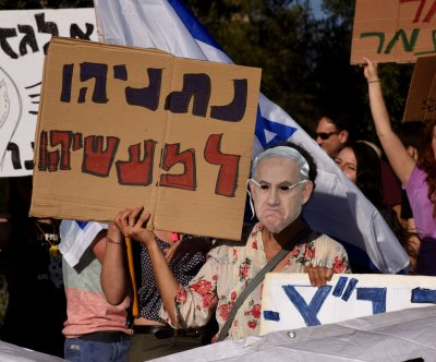 Netanyahu defends natural gas deal in Israeli Supreme Court