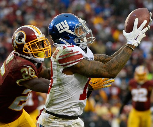 New York Giants' Odell Beckham Jr. making effort to silence outside distractions