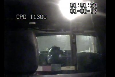 Raw Video: Cincinnati Bengals' Adam Jones verbally assaults police officer during arrest