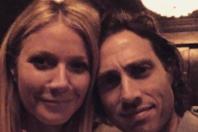 Gwyneth Paltrow posts rare photo with boyfriend Brad Falchuk