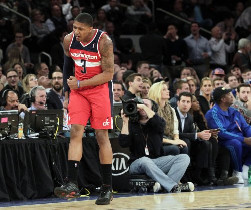 Bradley Beal's 38 leads Washington Wizards over Sacramento Kings