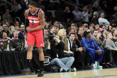 Bradley Beal's 38 leads Washington Wizards over Sacramento Kings