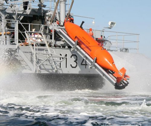 Norway orders autonomous mine-hunting systems