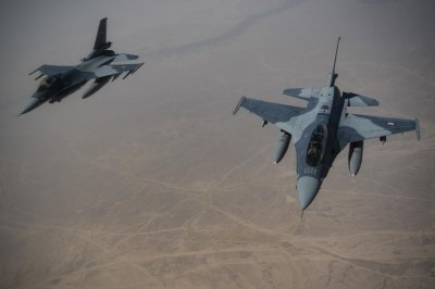 Lockheed awarded $1.1B for F-16 work for Slovakia, Iraq