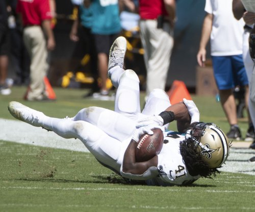 Fantasy football: Saints RB Alvin Kamara has high-ankle issue