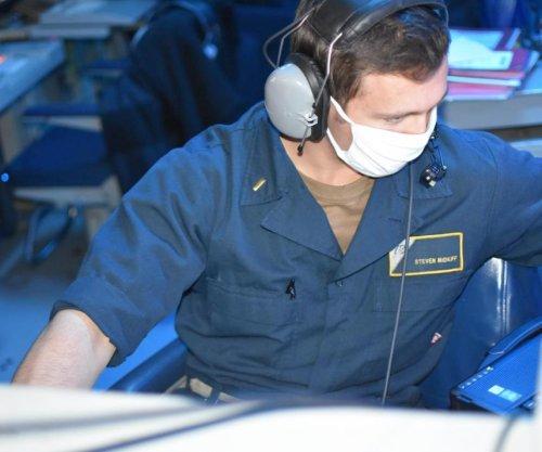 USS Port Royal, USS John Paul Jones participate in Joint Air Defense Exercise