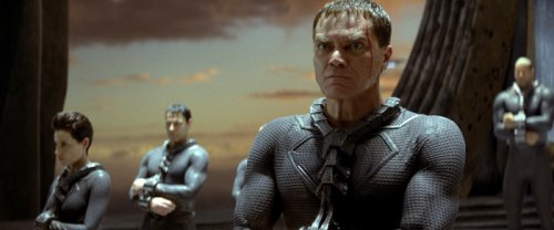 Michael Shannon was 'ecstatic' to play Zod in 'Man of Steel'