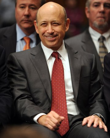 Goldman Sachs pays ahead of new tax punch