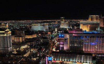 Obama in Vegas for debate prep