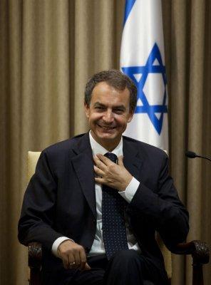 Spain first EU leader after Lisbon Treaty