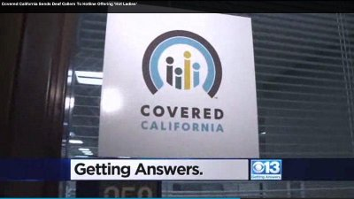 Hearing-impaired Californians signing up for health insurance sent to 'hot ladies' hotline