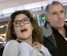 Amy Pascal dodges paparazzi, hopes 'The Interview' success will save her job