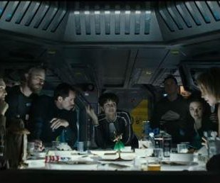 'Alien: Covenant' prologue shows the space crew in happier times