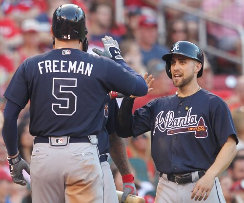 Atlanta Braves beat San Diego Padres in debut of new SunTrust Park