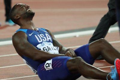 Sprinter Justin Gatlin fires coach over doping allegations