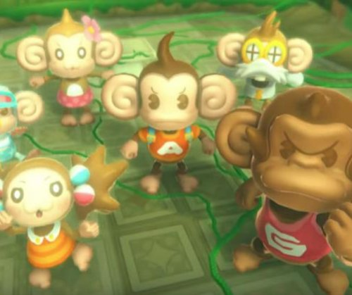 'Super Monkey Ball: Banana Blitz HD' coming to PlayStation 4, Switch