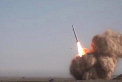 Iran unveils new lightweight, short-range ballistic missile