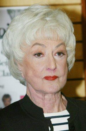 Letterman jokes about $2 million naked Bea Arthur portrait
