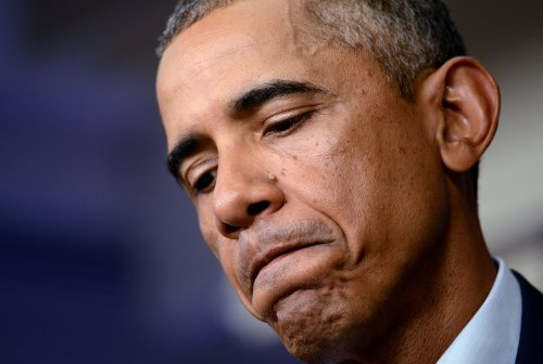 Obama approval rating hits record low in blue California