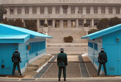 North Korea readying for war, says Seoul