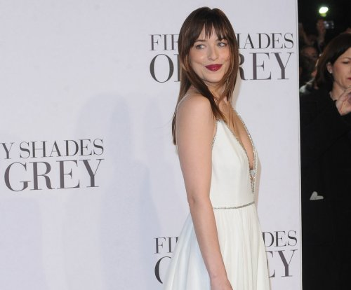 Dakota Johnson stole underwear from '50 Shades' set