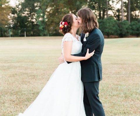 Reed Robertson of 'Duck Dynasty' marries high school sweetheart