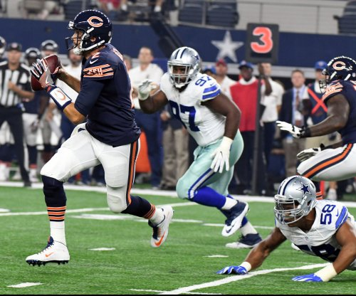 Chicago Bears midseason report card: D plus