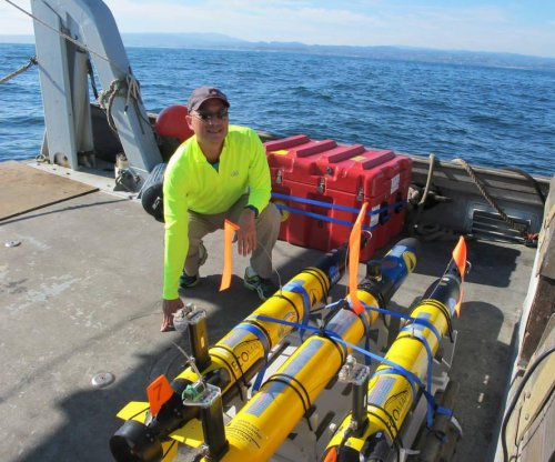 NASA scientists working to develop 'intelligent' underwater drones