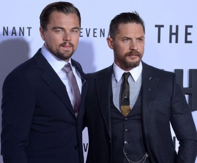 Tom Hardy to get tattoo designed by Leonardo DiCaprio after losing Oscar bet