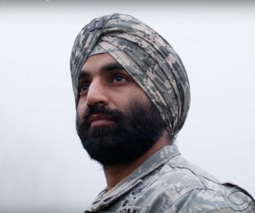 New Army regulations allow for turbans, beards and religious garb