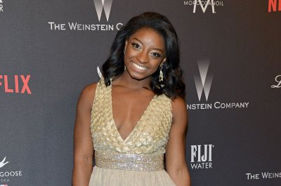 Simone Biles on 'DWTS' criticism: 'Smiling doesn't win you gold medals'