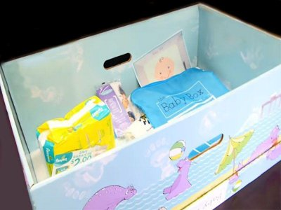 'Baby boxes' may help prevent SIDS in newborns, experts say